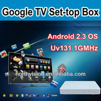 1080P full HD google box tv