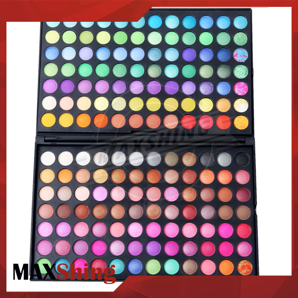 Wholesale makeup 120 colors eyeshadow palette professional cosmetic palette