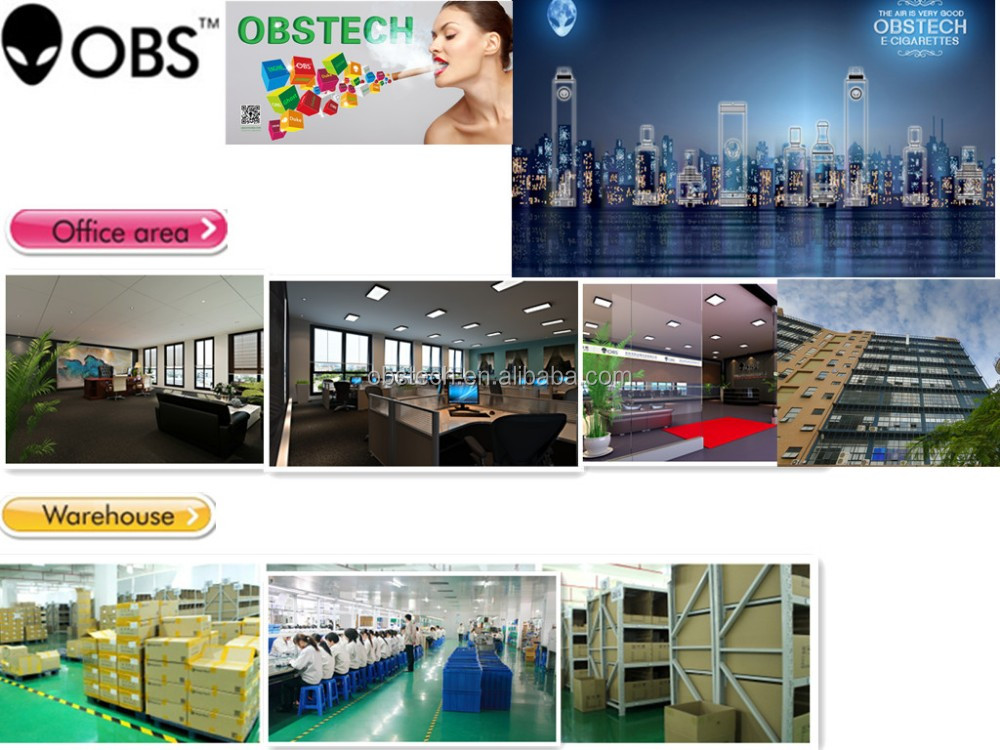 Alibaba China electronic cigarette manufacturer China authentic OBS Crius Plus RTA