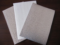 EPE foam board insulation backed with aluminum foil