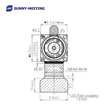 Wide angle camera <strong>module</strong> FOV Samsung S5K5E2 mipi fixed focus cmos camera mdoule 5mp camera <strong>module</strong> Sunny factory D5S01D