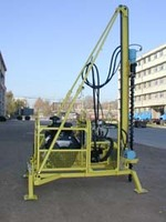 HY-40ZJ Man Portable Drilling Rig
