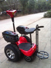 CE 500W off-road 4 wheel cheap electric germany golf trolley