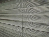 Plise Insect Screen