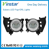 Forester 2006~2008 LED Daytime Running Light with LED Front Fog Light