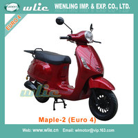 Trike gas scooter touring top quality Euro4 Euro 4 EEC COC Scooter Maple-2 (50cc, 125cc)