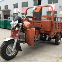 Fulu brand heavy load 200cc cargo tricycle/Chinese adult three wheel motorcycle cargo/Loncin engine three wheel cargo motorcycle