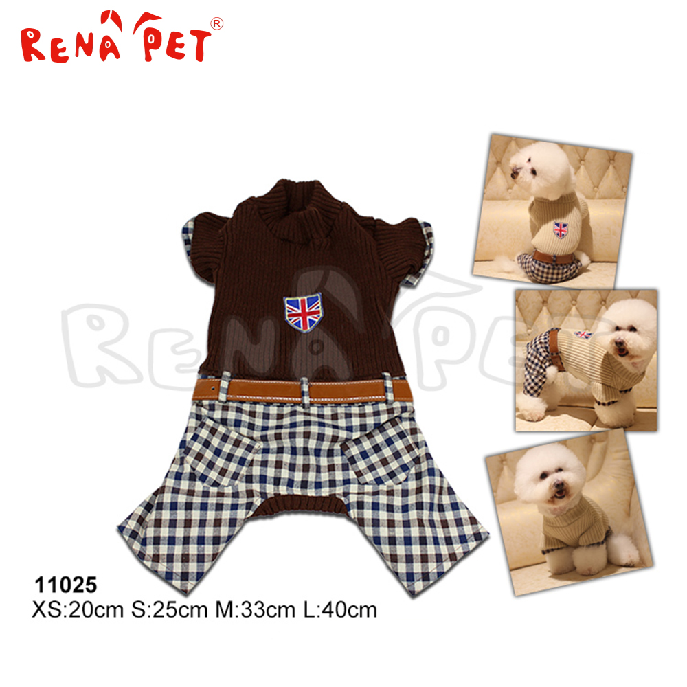 High quality fashion dog clothes pet dog sweater for sale