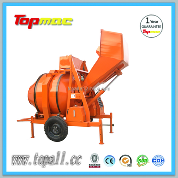 jzr 350 portable cement concrete mixe;concrete mixer machine for sale;JZR350 mobile diesel hydraulic concrete mixer