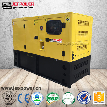 Super Silent 8kw 10kVA 15kva 20kva 30kva Diesel Power Electric Generator Set