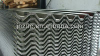 prefabricated house roof and wall panel shandong corrugated aluminum sheet price