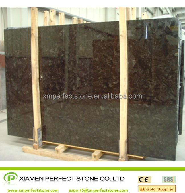 Poular Angola Brown polished granite slab Brown Antique granite slabs