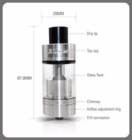 mechanical mod ecig ecig atomizer Billow v3 plus elektrikli sigara
