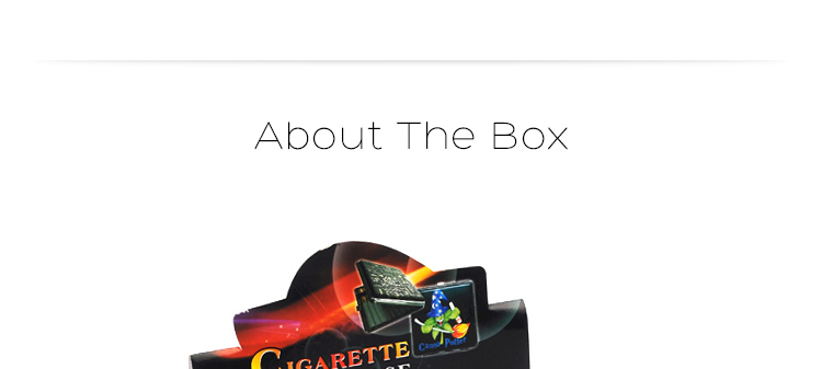 JL-079N Yiwu Jiwu Hot sale Leather Cigarette Box