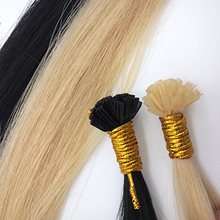 New products easy to install hair extensions virgin hair high quality 6D hair extensions
