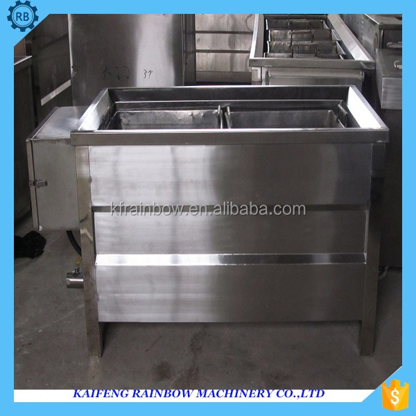 Factory Price Automatic Potato Chip Making Machine Twist snack potato pellets making machine/potato chips