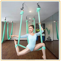 2017 High quality 100% nylon 20 colors low stretch yoga swing wholesale -100% quality guarantee