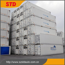 China best new 45 ft refrigerated reefer container manufacturer