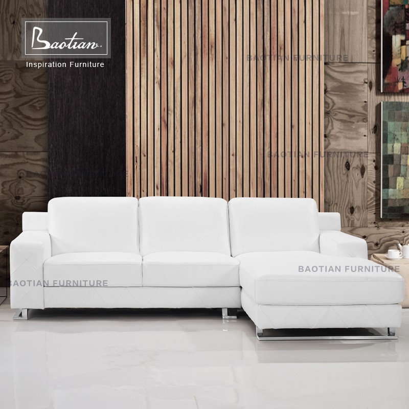 exotic leather furniture organic leather corner sofa set