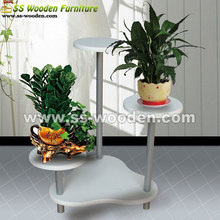 Home decorative white plant holder FS-4343725
