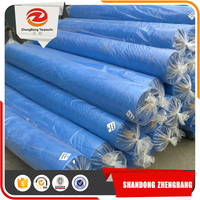 Good Supplier China Fabric All Kinds PE Tarpaulin Roll Size