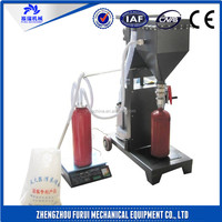 Hot sale fire extinguisher refilling equipment/fire extinguisher filling machine