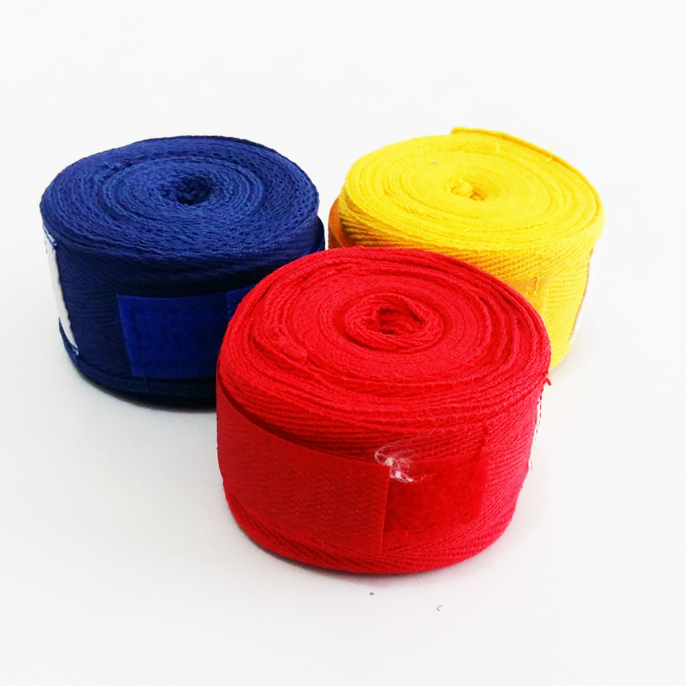 Colourful Printing Boxing Hand Wraps, MMA Fight Hand Wraps