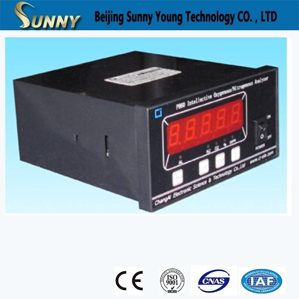 Christmas promotional Online/Portable nitrogen <strong>gas</strong> analyzer for nitrogen purity 79%~99.999% P860-5N