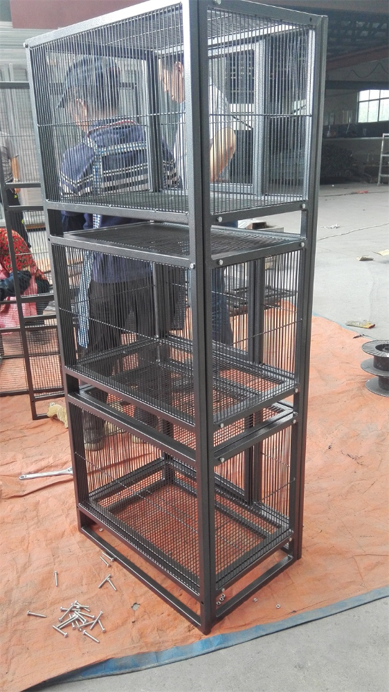 wholesale cheap decorative bird breeding cages