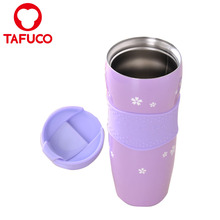 Double Wall Stainless Steel Vacuum Coffee Thermos Travel Mug