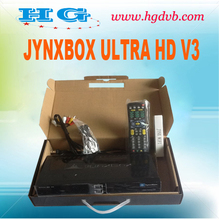 2014 hot sale for model North America satellite receiver Jynx box Ultra with Jb200 module hd V3