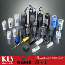 Good quality motor starting capacitor for water pump UL VDE CE ROHS 302 KLS Brand