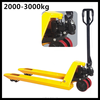 Small Mini Warehouse Equipment 1-5Ton Hand Hydraulic Pallet Truck with Nylon/PU Wheels