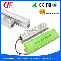 Emergency lighting module for led 7 watt T5 or T8 rectangle profile kit 1.5hr power