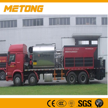 METONG LMT5312TFC 8000L High Efficiency Asphalt chip sealer truck