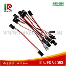 JR Servo Cable RC Male to Female Servo Extension Cable Leads in Connectors for Helicopter