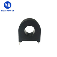 Single phase small current transformer PCB mounting 5A-80A range MP-CT101