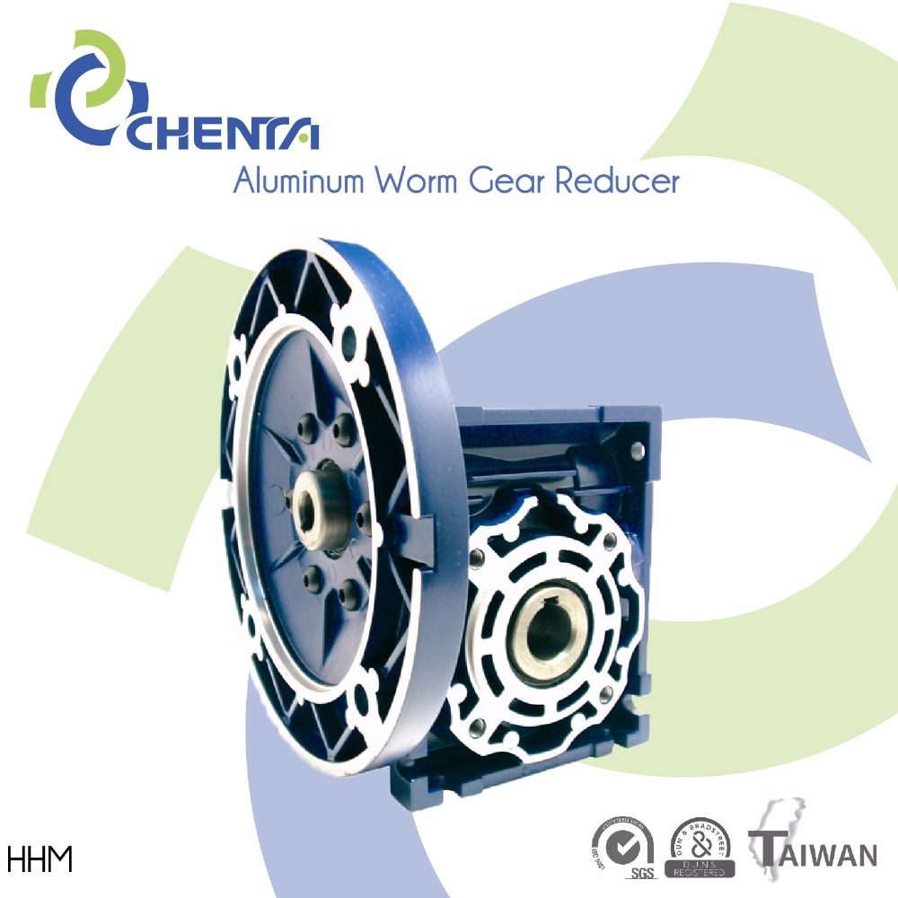 ALUMINUM WORM GEAR REDUCER aluminium worm boxes speed reduction gearbox