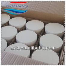 Honeycomb ceramic substrate for dpf filter