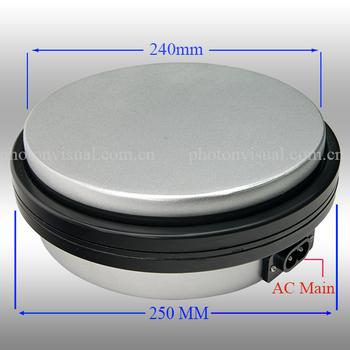 Motorized Photography Turntable Buy Motorized