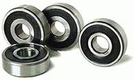 Engine starter ball bearing