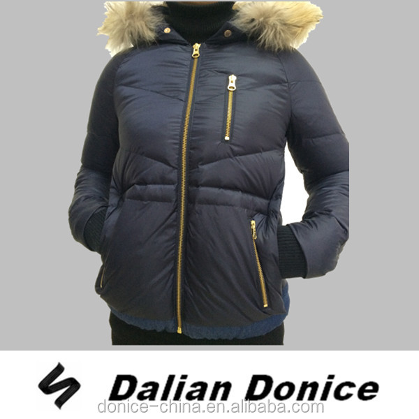 women down jacket custom down jacket for the winter 2016 new design