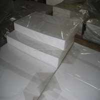 PVC white sheet for cards