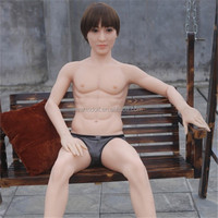 Full Body Silicone Sex Doll For Women Life Size Male Doll Big Penis Sex Doll For Female