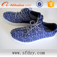 2016 high quality new design brand name man sneaker yeezy 350 shoes for wholesale