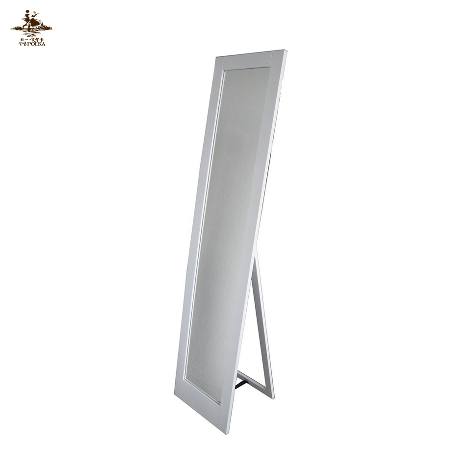 Reliable quality simple design floor stand dressing mirror