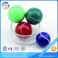 Mixed Color Bouncing Rubber Ball Band Ball Supplier in China