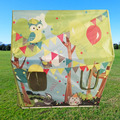 Good Sale Cotton Fabric Kids Play Tent House
