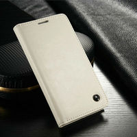 Chinese wholesale for samsung s4 case /Luxury leather case for galaxy s4 mini