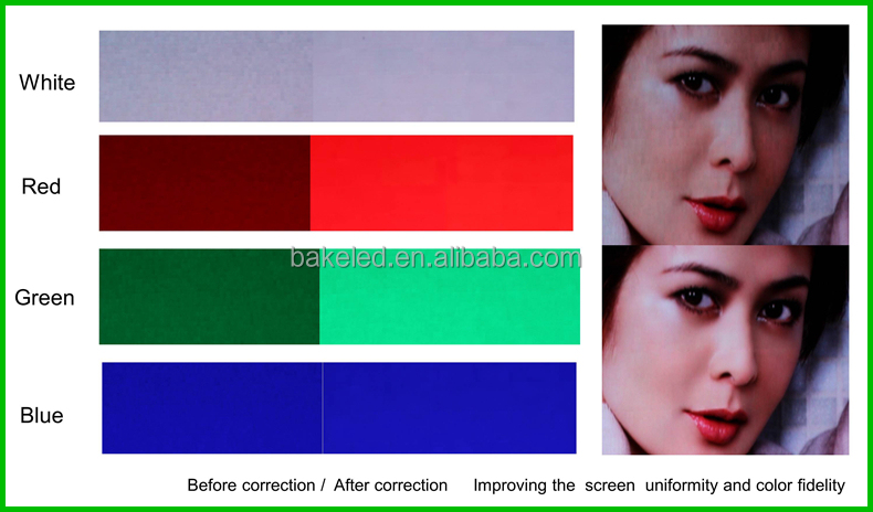 Indoor P1.9 high quality HD led display panel